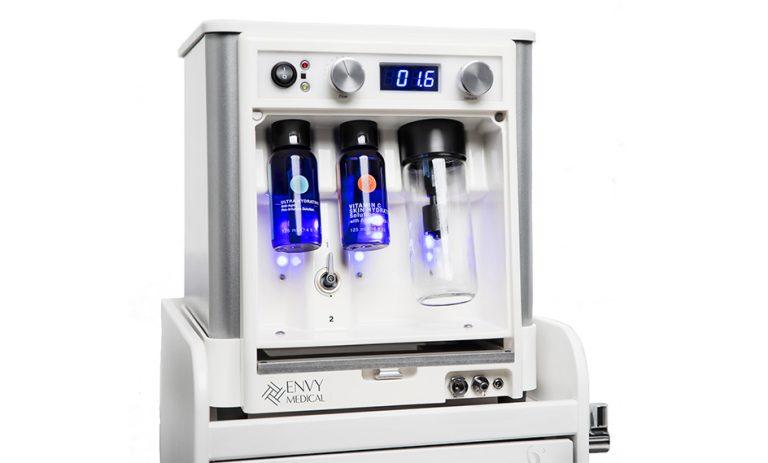 Aesthetic Equipment Silkpeel Dermalinfusion Machine