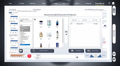 Aesthetic Equipment Janus Features 3