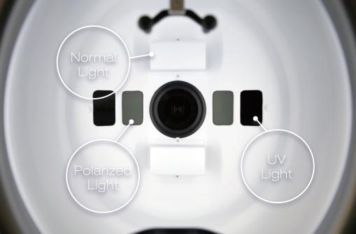 Aesthetic Equipment Janus Features 3 Superb Spectral Flashlight