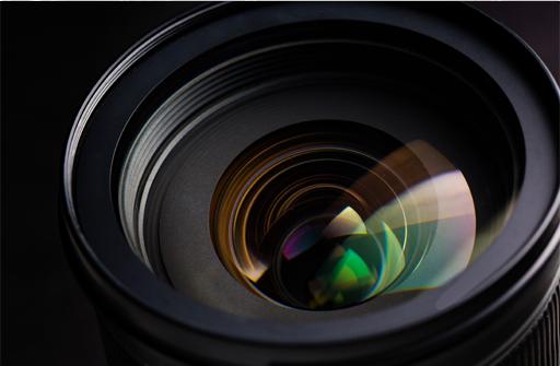 Aesthetic Equipment Janus Features DSLR Camera