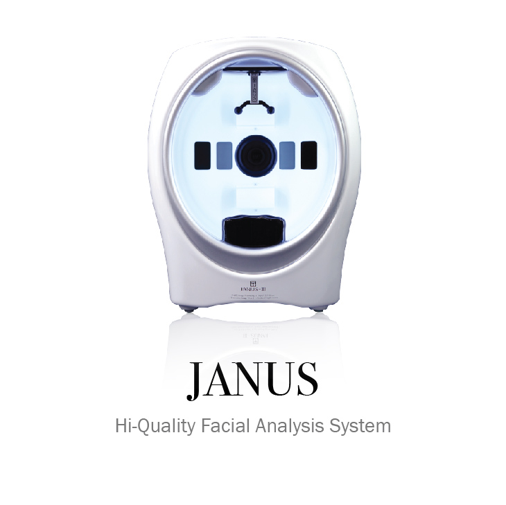 Aesthetic Equipment Janus Skin Facial Analysis System