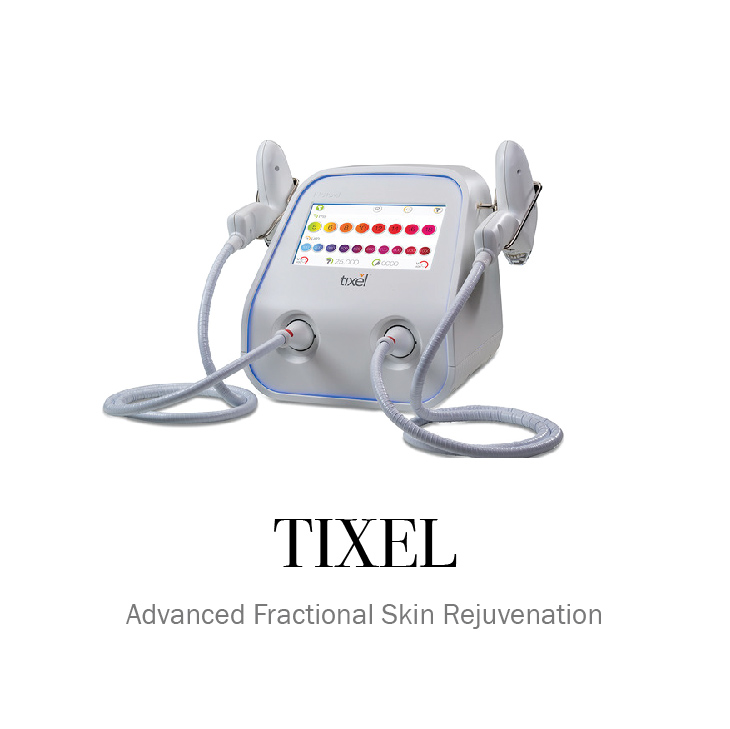 Aesthetic Equipment Tixel novel thermal fractional Skin Rejuvenation System