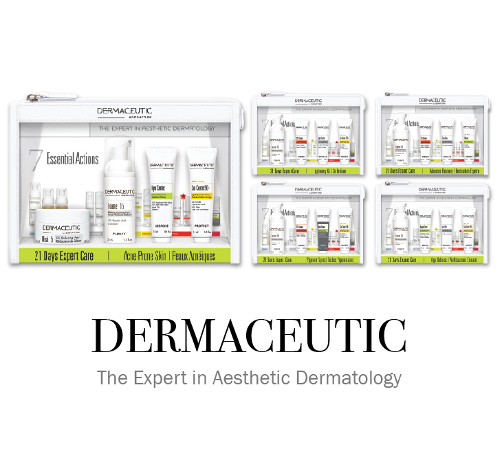 Skincare Dermaceutic The Expert in Aesthetic Dermatology