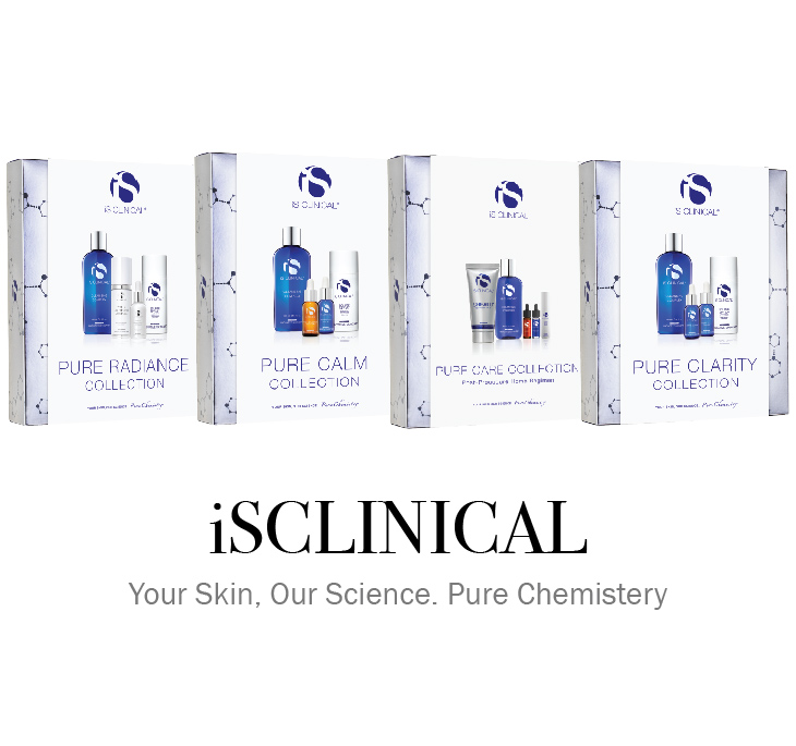 Skincare iSClinical Your Skin Our Science Pure Chemistry.