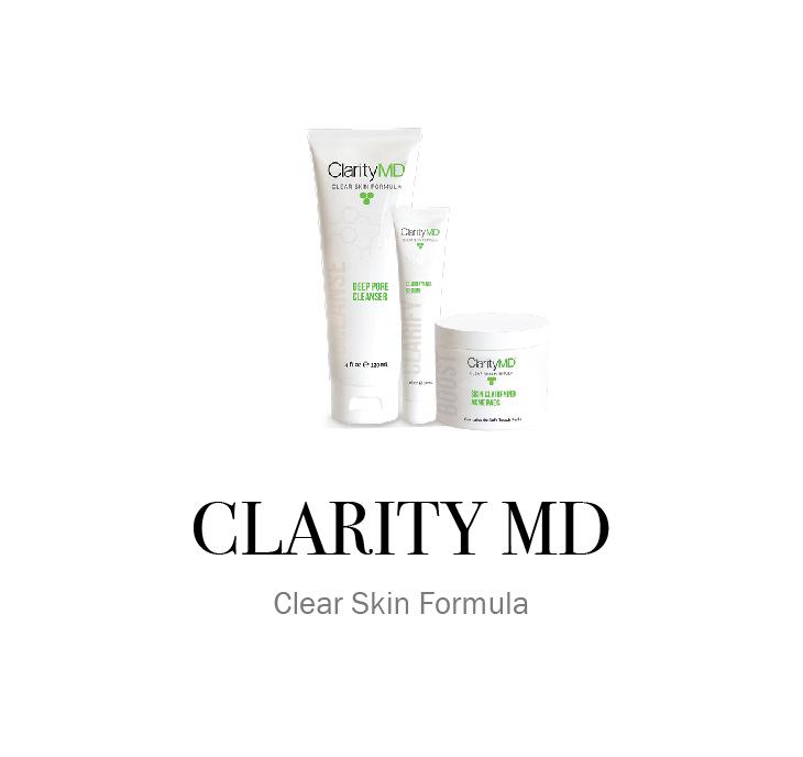 Skincare ClrityMD Clear Skin Formula
