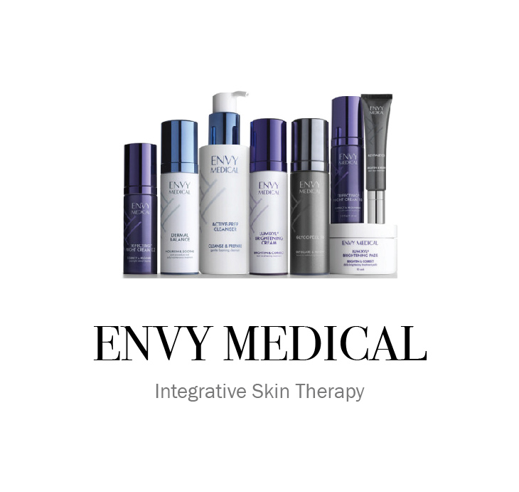 Skincare Envy Medical Integrative Skin Therapies & Proven Safe Skin Care