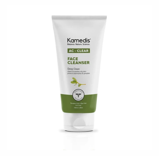 KAMEDIS AC-CLEAR FACE CLEANSER 2