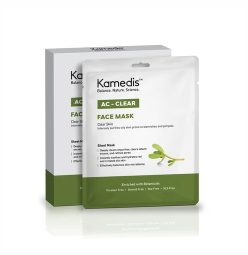 KAMEDIS AC-CLEAR MASK SHEET 2