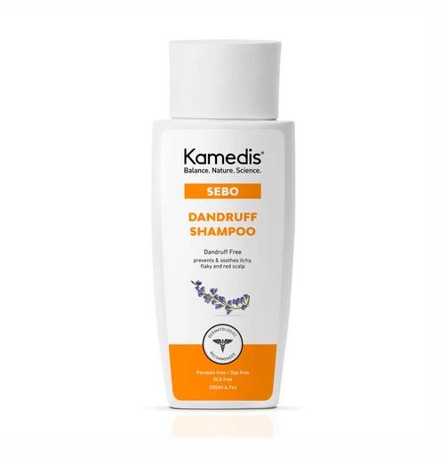 KAMEDIS SEBO DANDRUFF SHAMPOO 2
